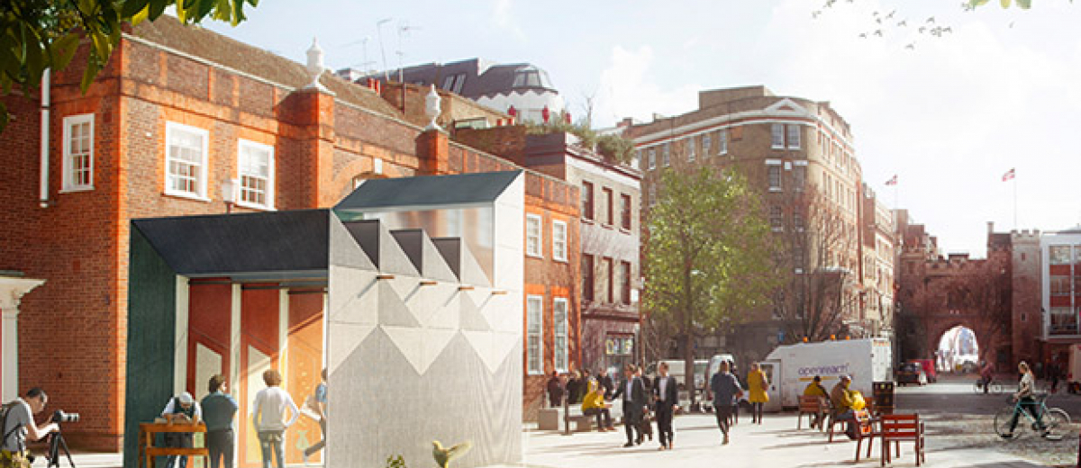 Clerkenwell Design Week set to wow in the creative heart of London