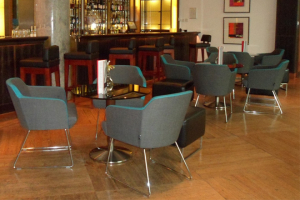 Design at Knightsbridge brings craftsmanship to Manchester's Lowry Hotel