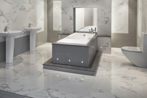 Marble and mottled designs from RAK