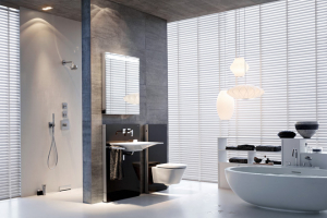 Enhanced elegance with ease of installation from Geberit