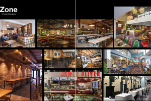 Zone: Casual dining spaces