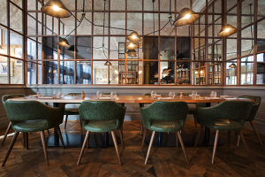 The Ritz Carlton in Budapest opens with interiors by B3 Designers