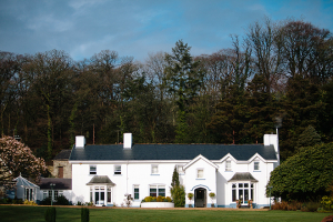 Ynyshir Hall undergoes rebrand