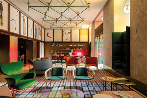 Room Mate Hotels : Connection through design