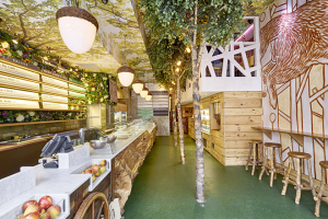 New healthy eating concept opens in South Kensington