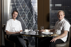 Jason Atherton to launch new City grill restaurant and bar