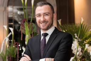 Q&A: Kieran Quinn, general manager of the Sheraton Grand London Park Lane