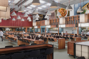 Stiff + Trevillion behind design of new culinary concept in North London