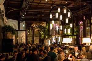 Grand Pacific Restaurant & Bar holds grand launch party