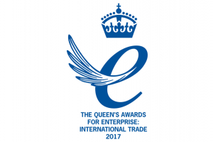 Chelsom is honoured with the Queen's Award for Enterprise in International Trade