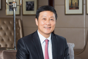 Hilton announces area president for Greater China and Mongolia