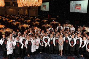 'Back to the Floor Three' raises £92,000 for Hospitality Action