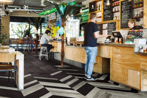 Shape and form with Forbo's new Allura LVT collection