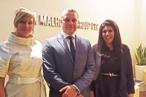 Malhotra Group makes three senior appointments