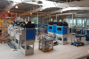 Berendsen set to open new linen processing facility in Glasgow
