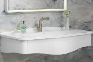 Victoria + Albert Baths unveils new white furniture finishes