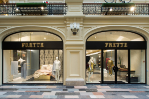 Frette opens new store in Moscow