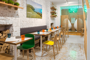Yeotown's mindful kitchen concept arrives in Marylebone