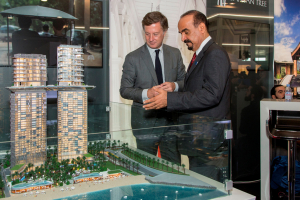 Agreement signed for landmark Raffles development on Palm Jumeirah