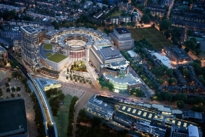Second Kricket venue to open at Television Centre in White City