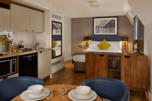 Citadines Barbican calls on Beacon Design Services to create a home away from home