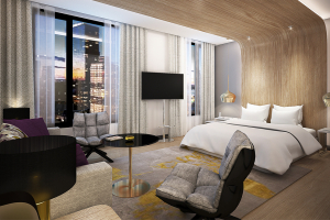 Upscale Bangkok hotel to open late 2018