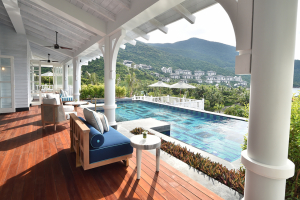 Bill Bensley designs luxurious villa for Intercontinental Danang Sun Peninsula Resort