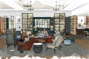 Marriott International unveils vision for Sheraton transformation