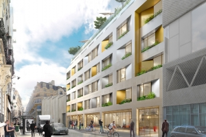 New hybrid accommodation concept set to launch in Paris