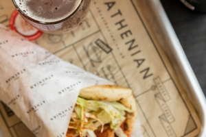 The Athenian launches new Tooting market site