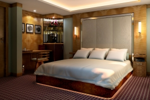 Royal Yacht Britannia Trust secures support from Santander for floating hotel