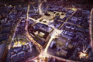 HLM wins £45n Sheffield Heart of the City II tender