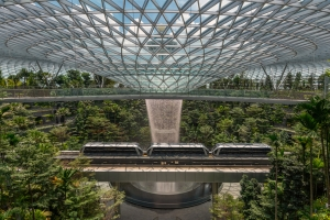 Jewel Changi Airport to open next week