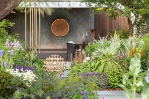 Kasvaa lights up Chelsea Flower Show