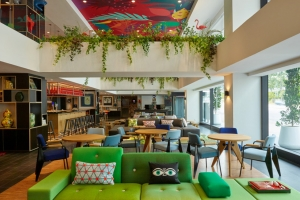 citizenM opens first property in Kuala Lumpur