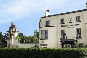 Kings Arms Hotel to open this Summer