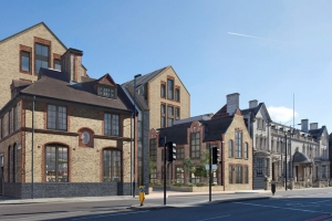 LHGwins planning permission to transform former Greenwich Magistrates' Court into boutique hotel