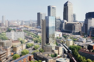Rockwell complete £106m deal with Aviva Investors for 82 West India Dock Road