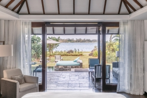 Unveiling a new look: Four Seasons Resort Mauritius at Anahita reveals refreshed design of One Bedroom Pool Villas