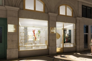 In September 2020, La Maison Valmont opens its doors at Le Meurice
