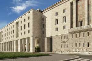 Agreement signed for  a Bvlgari Hotel in Rome  to open in 2022