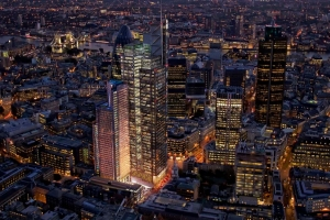 Pan Pacific London: An architectural marvel changing the city's skyline