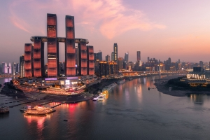 InterContinental Chongqing Raffles City welcomes its first guests