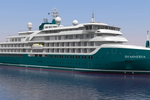 Helsinki Shipyard chose ALMACO to design, build and deliver cabins and crew public areas for two luxury expedition vessels
