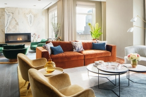 Four Seasons Hotel New York Downtown unveils newly re-imagined Empire Suite