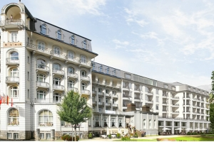 Kempinski Palace Engelberg: First Engelberg 5-star luxury hotel to be managed by Kempinski Hotels – Opening Spring 2021