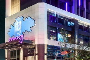 Moxy Hotels continues expansion in Asia Pacific with the debut of its first hotel in Taiwan