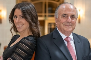 Alfred and Alexandra Pisani, Corinthia Group