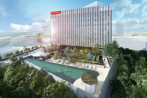 The Standard to debut in Singapore in 2023