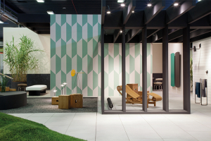 Global appeal at Cersaie 2015